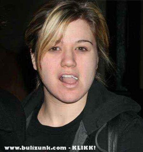 Kelly Clarkson rövid hajjal
