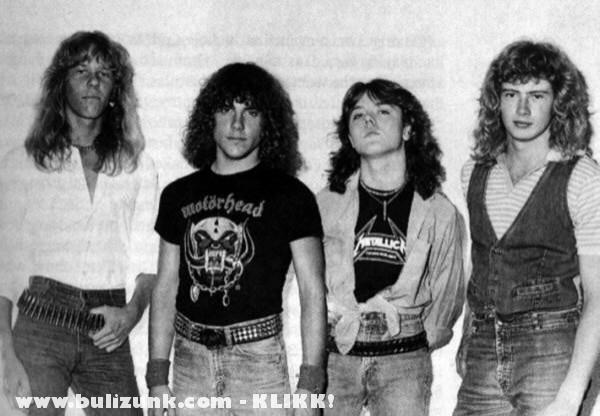 Metallica - Így kezdõdött az egész