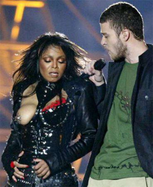 Janet Jackson mellesleg :)