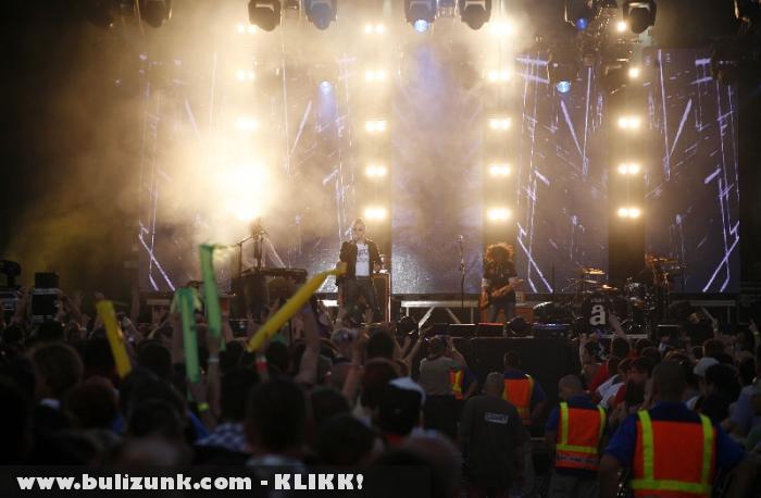 Ákos a 2010-es Volt fesztiválon