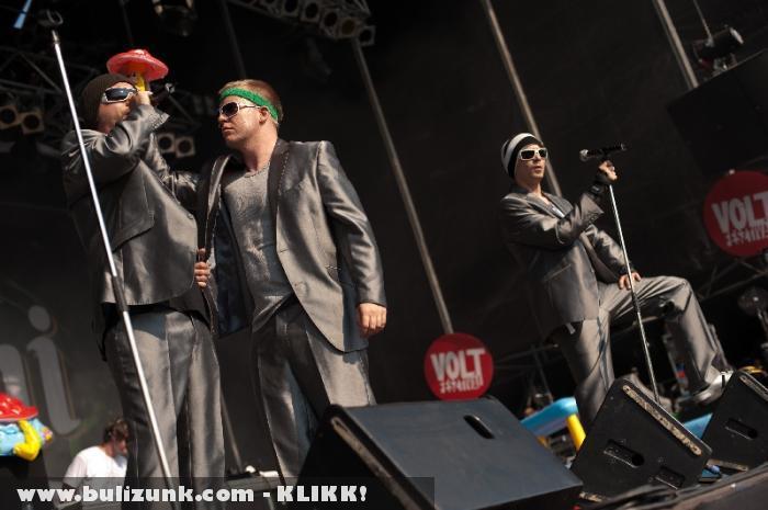 Belga a 2010-es Volt fesztiválon