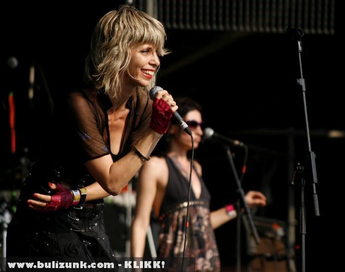 Péterfy Bori & Love Band a 2010-es Volt fesztiválon