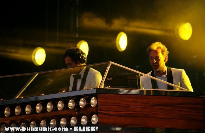 2manydj's a Balaton Sound 2010-en