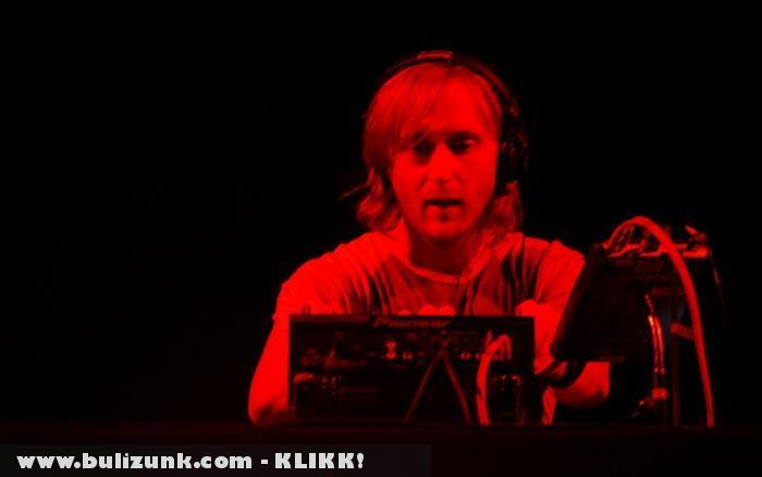 David Guetta a 2010-es Balaton Soundon