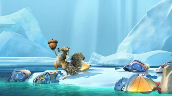 Jégkorszak 2 - Az olvadás