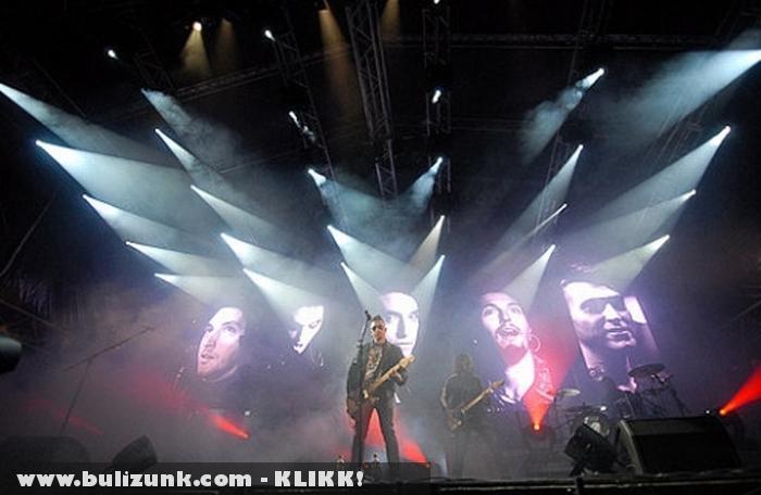 Ákos koncert a 2010-es EFOTT-on