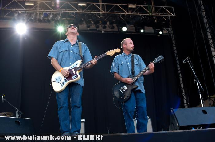 The Aggrolites a 2010-es SZIGET-en