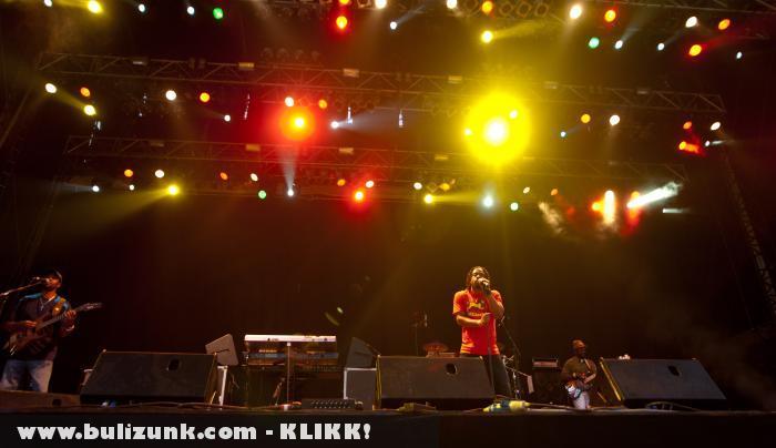 The Wailers a SZIGET 2010-en