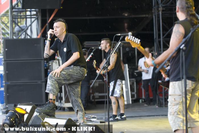 Ska-P a 2010-es SZIGET-en