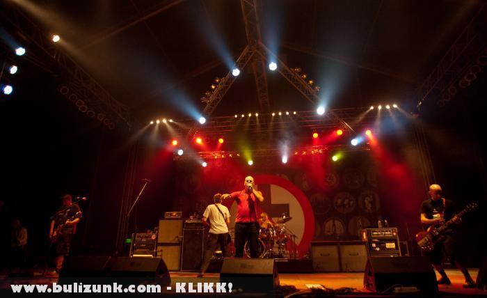 Bad Religion a 2010-es SZIGET-en