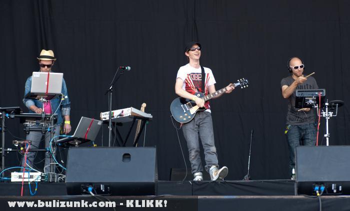 Young Punx a 2010-es SZIGET-en