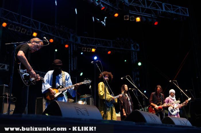 Dirtmusic és Tamikrest a 2010-es SZIGET-en