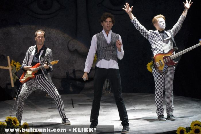 Mika a 2010-es SZIGET-en