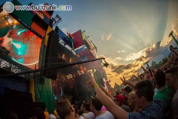 Balaton Sound 2014 - nagyszínpad
