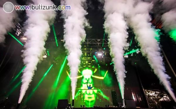 David Guetta - Balaton Sound 2014