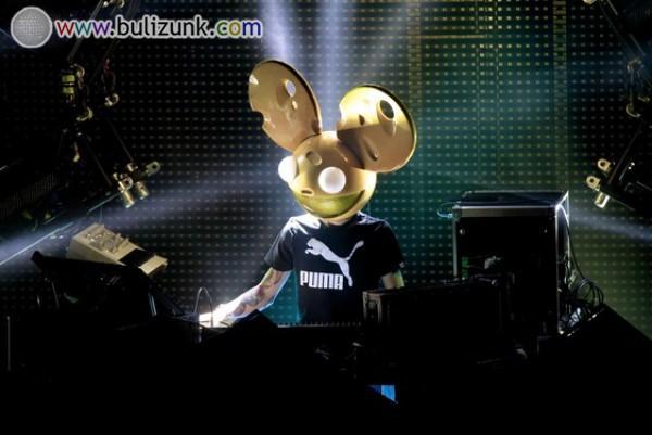 Deadmau5 a Sziget 2014 fesztiválon