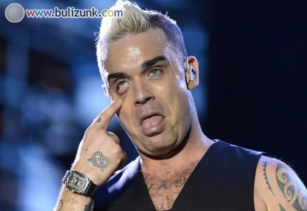 Robbie Williams, Sziget 2015