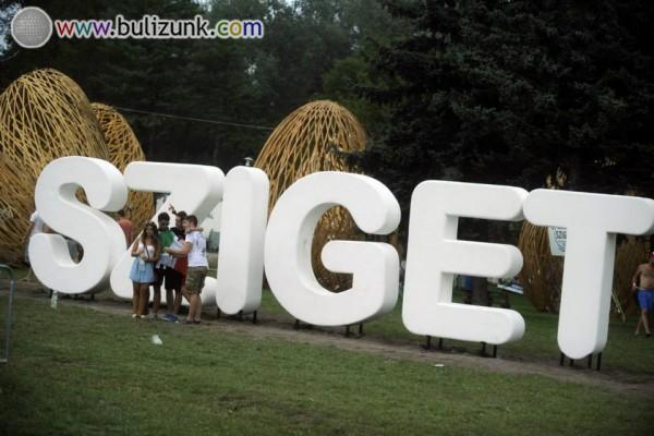 Sziget 2014 fesztiválköztársaság