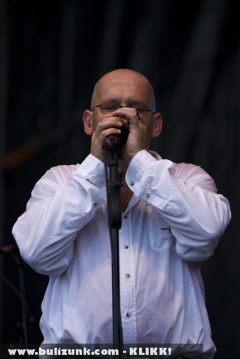 Ferenczi György a 2010-es SZIGET-en