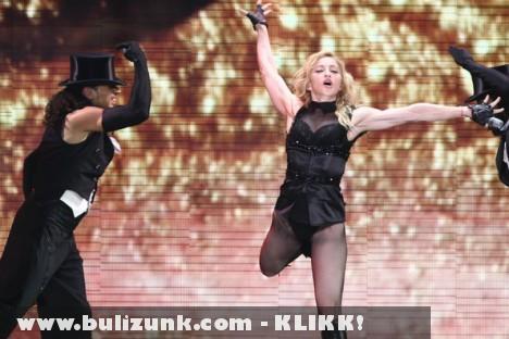 Madonna Las Vegasban