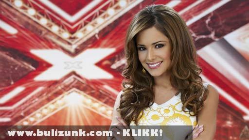 Cheryl Cole az angol X-Factor zsüritagja