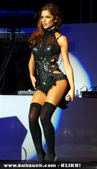 Cheryl Cole a színpadon