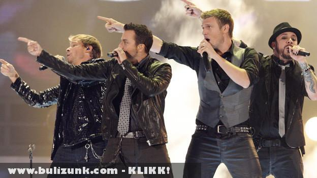 American Music Awards 2010: Backstreet Boys