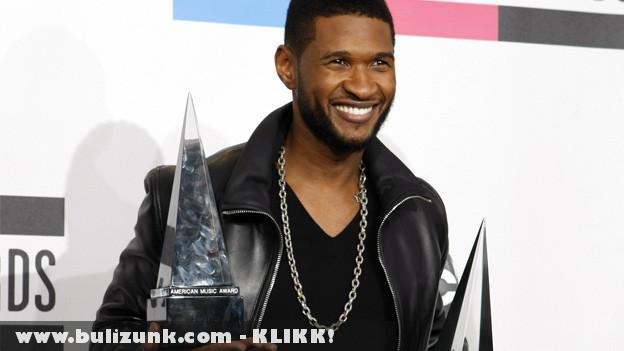 American Music Awards 2010: Usher és a díja