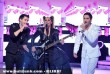 A Király-testvérek The Kiraly's nevû formációja adja elõ Untried címû számát az 57. Eurovíziós Dalfesztivál hazai második elõdöntõjén