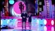 A Nagy Duett egyik legszínesebb párosa: Nótár Mary és Fekete Laci
