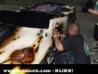 Xzibit Európa egyetlen csocsó autójánál dedikált!