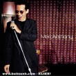 Marc Anthony és a mikrofon