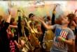 Colorparty a Sziget 2014 Fesztiválon
