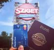 Sziget 2014 - fesztiválköztársasági paypass és útlevél