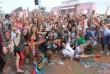 Sziget 2014 - partyarcok, csoportos táncitánci