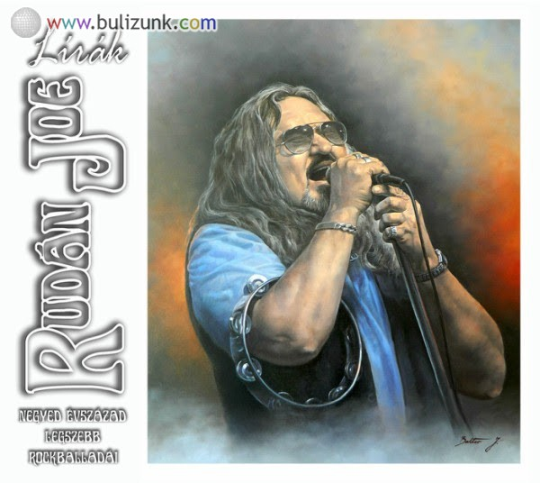 Rudán Joe Lírák : Negyed évszázad legszebb rockballadái a legendás hangú frontember előadásában